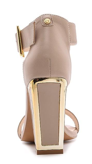 Kat Maconie London Marie Ankle Strap Sandals