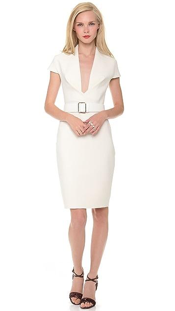 KAUFMANFRANCO Cross Front Dress