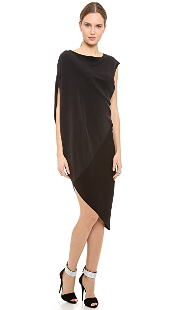 KAUFMANFRANCO Asymmetrical Dress