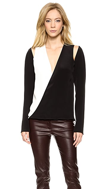 KAUFMANFRANCO Long Sleeve Top