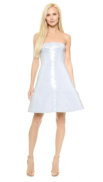 KAUFMANFRANCO Sequin Dress