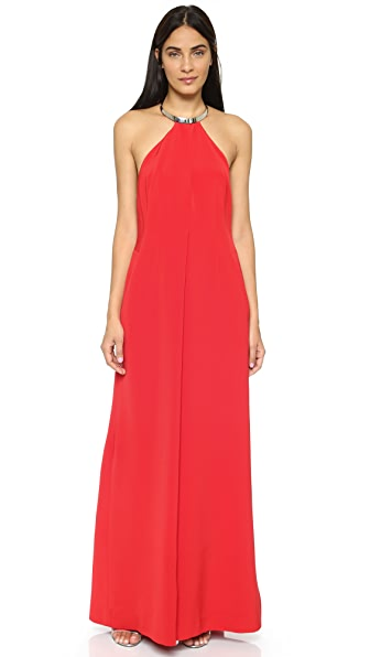 KAUFMANFRANCO Sleeveless Jumpsuit