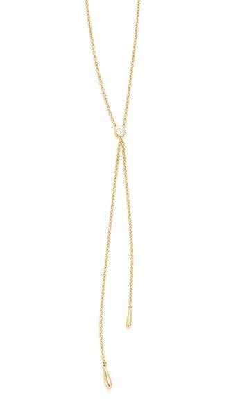 KC Designs Double Lariat Diamond Necklace