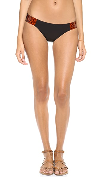 Karla Colletto Tortoise Bikini Bottoms
