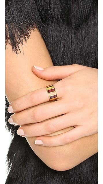 Katie Diamond Belinda Cuff Ring