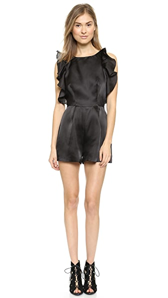 Keepsake Falling for You Romper