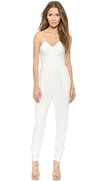Keepsake Holding Back Jumpsuit