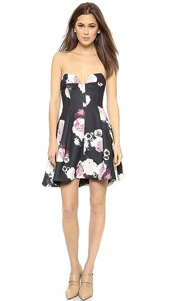 Keepsake Divide Mini Dress