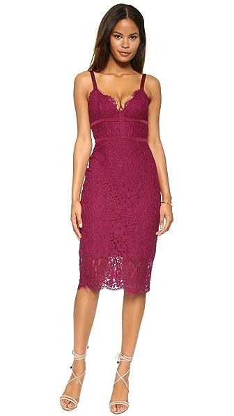 Keepsake Interlude Lace Dress