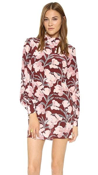 Keepsake Irreplaceable Silk Dress