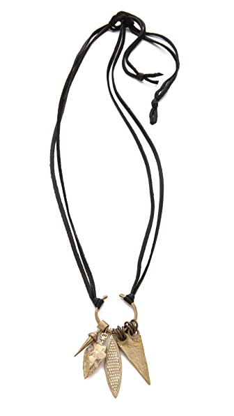 Kelacala Q Quiver Necklace