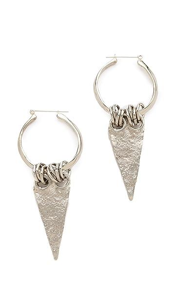 Kelacala Q Tri Earrings