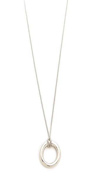 Kelacala Q Rhodes Chain Necklace
