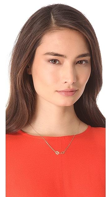Kristen Elspeth Triple Oval Necklace