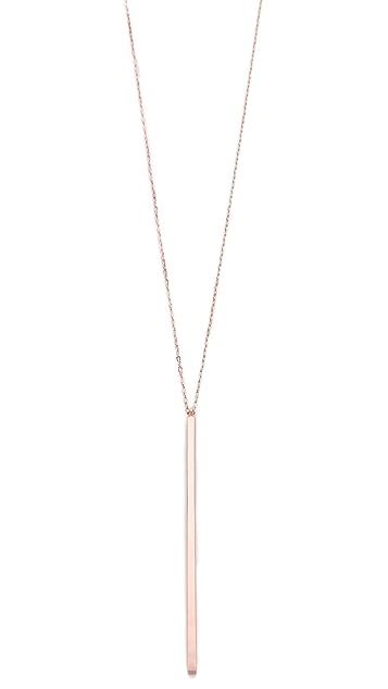 Kristen Elspeth Bar Necklace
