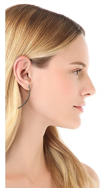 Kristen Elspeth Arc Post Earrings