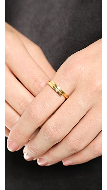 Kristen Elspeth Lightning Ring