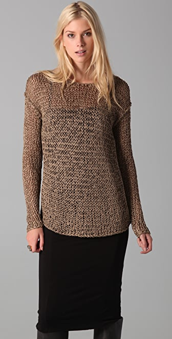 Kelly Bergin Chainmail Pullover