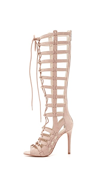 3d9783329ff KENDALL + KYLIE Emily Lace Up Sandals