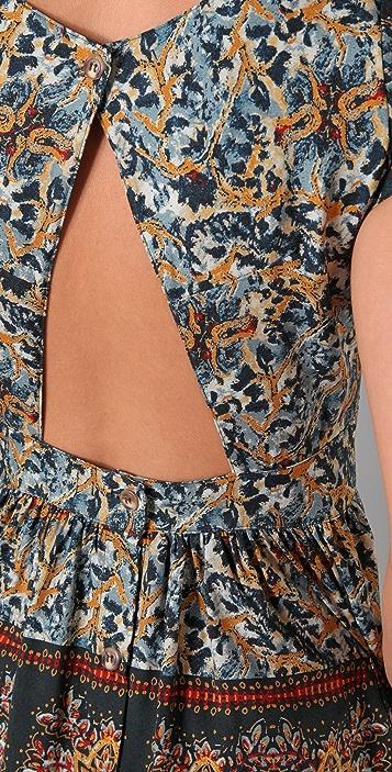 Kenny Penny Pockets Print Dress