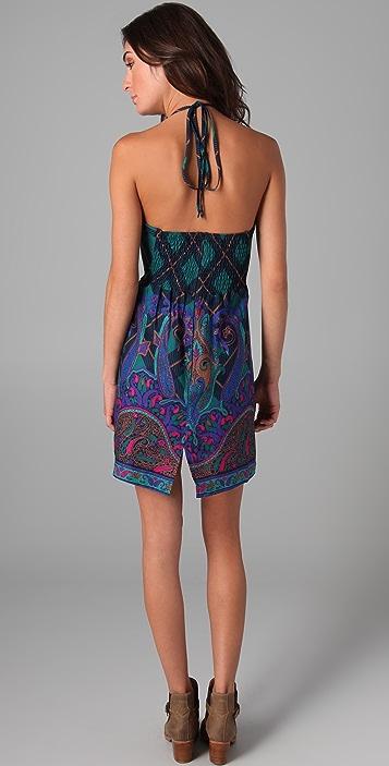 Kenny Sweetheart Mini Dress