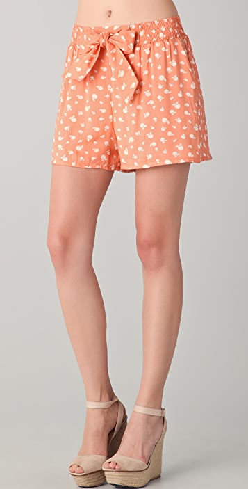 Kenny Pin Up Shorts