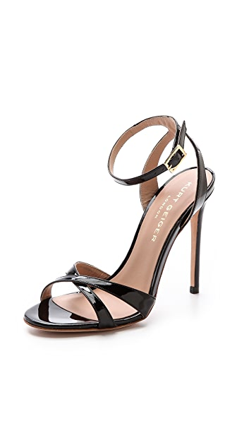 Kurt Geiger London Maia Ankle Strap Sandals