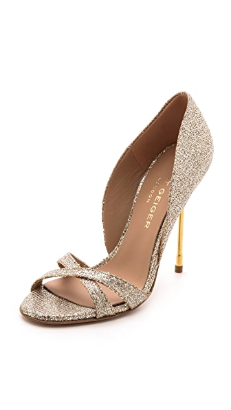 Kurt Geiger London Beverly d'Orsay Sandals