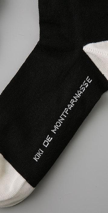 Kiki De Montparnasse Cashmere Socks