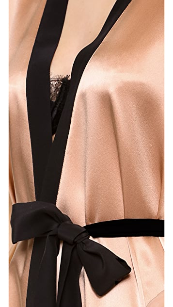 Kiki De Montparnasse Sleeveless Robe
