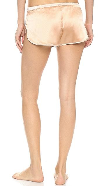 Kiki De Montparnasse Amour Tap Shorts