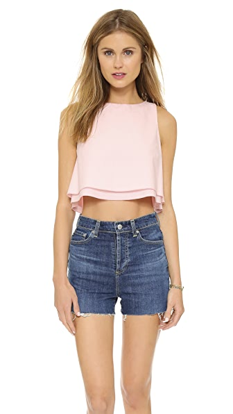 KIMEM Cropped Top