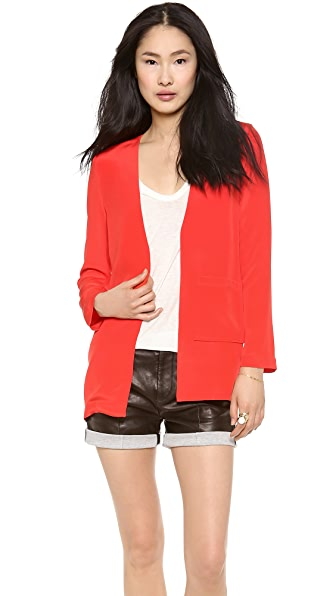 KIMEM Single Pocket Blazer