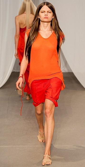 Kimberly Ovitz Noru Shorts