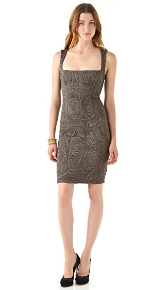 Kimberly Ovitz Ornate Textured Dress