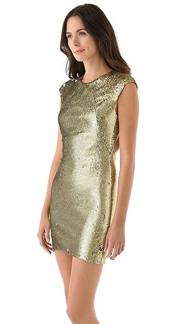 Kimberly Ovitz Macon Sequin Dress