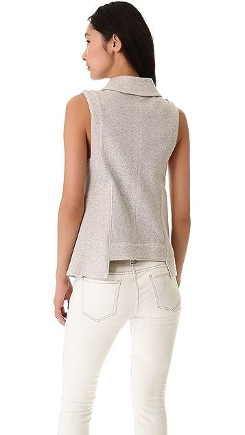 Kimberly Ovitz Orda Sweatshirt Vest