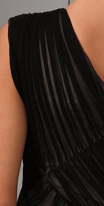Kirrily Johnston Apocalypto Gathered Dress