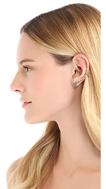 Kismet by Milka Left Diamond Ear Crawler