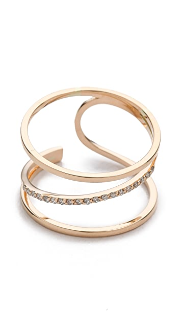 Kismet by Milka Lumiere Ring