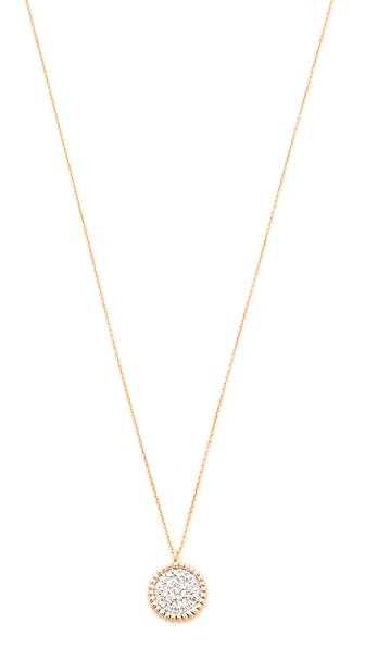 Kismet by Milka Disc Necklace