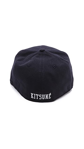 Kitsune Parisien Kitsuné x New Era 59 Fifty Cap