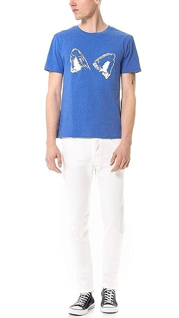 Kitsune Tee Fox Ears T-Shirt