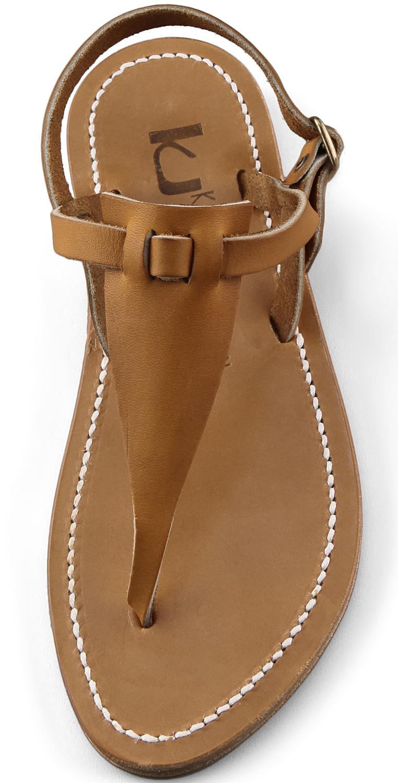 2e2dadcb66a K. Jacques Cyrus Broad Thong Sandals