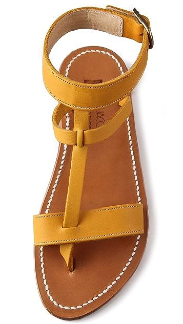 K. Jacques Corvette Sandals