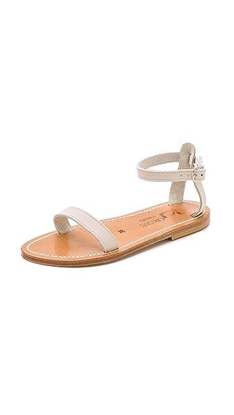 K. Jacques Laura Ankle Sandals