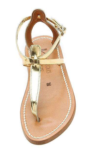 K. Jacques Buffon Thong Sandals