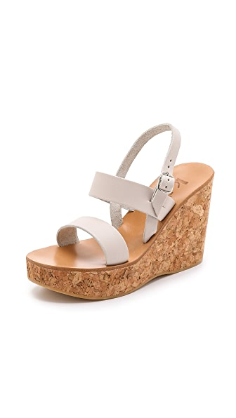 K. Jacques Borneo Two Band Wedges