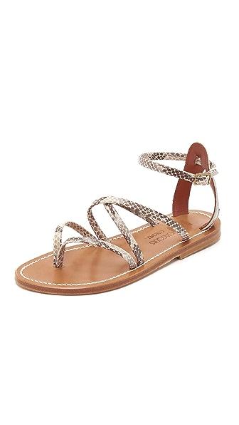 K. Jacques Epicure Sandals - Kampal Duna