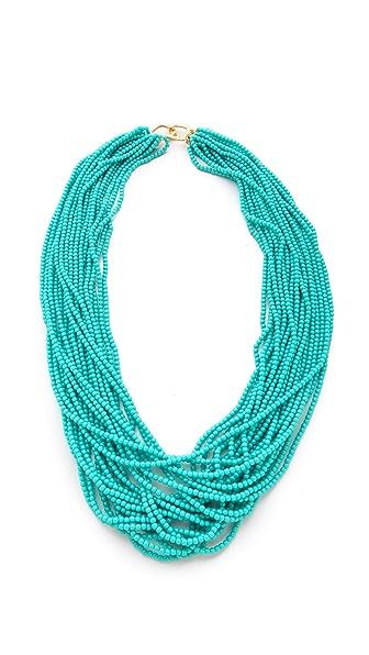 Kenneth Jay Lane Turquoise Necklace